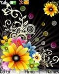 تم زیبای گل های نوکیا 2220