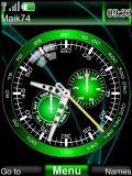 تم ساعت سبز نوکیا 6500 کشوی