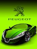 تم ماشین پژو سبز پسرانه peugeot