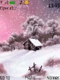 تم آرامش  بخش کلبه و زمستان نوکیا 6500