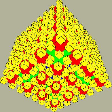 مکعب فرکتال - فراکتال