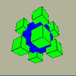 مکعب فرکتالی
