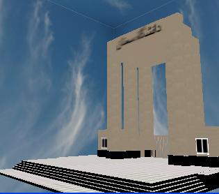 پروژه آماده گرافیک کامپیوتری opengl سر در دانشگاه سمنان